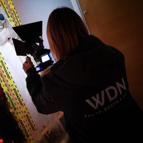 WDN Marryoke camera operator