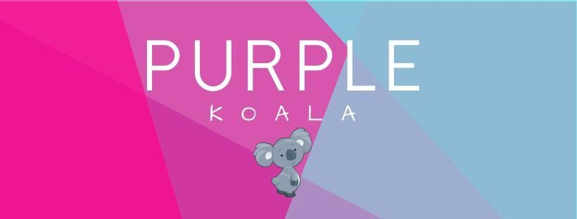 Purple Koala designs