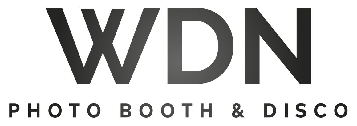 WDN Photo Booth & Disco Logo