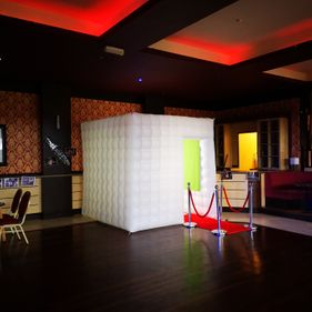 Photo Booth at The Thorney Close Inn, Sunderland
