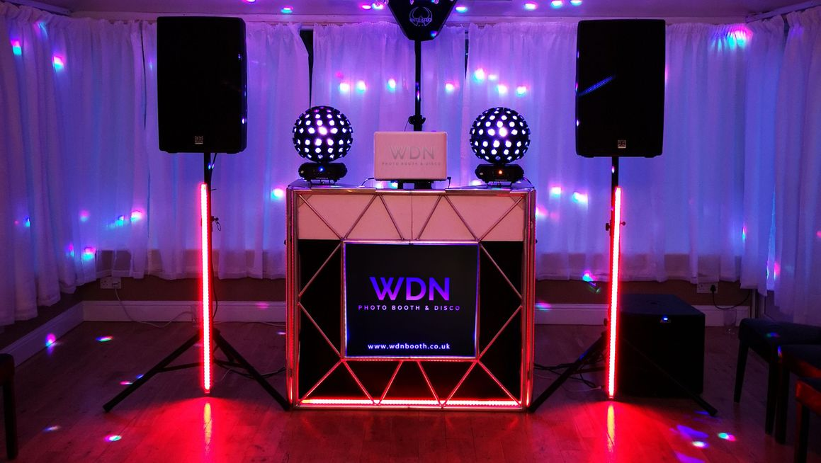 Wedding Disco at the Riverdale Hall Hotel