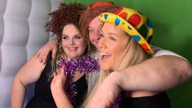 Photo Booth at the South Causey Inn