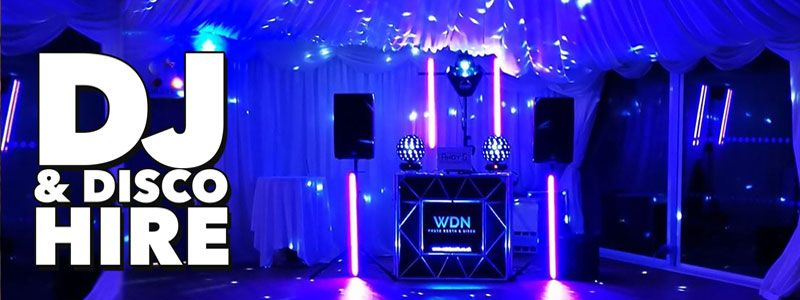 wedding disco northumberland